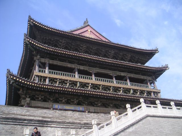 107-xian-drum-tower