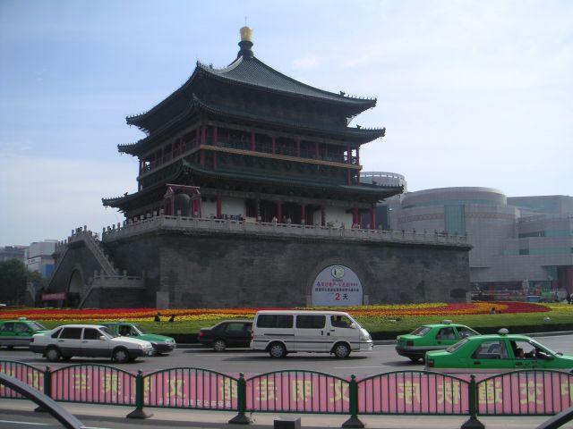118-xian-bell-tower