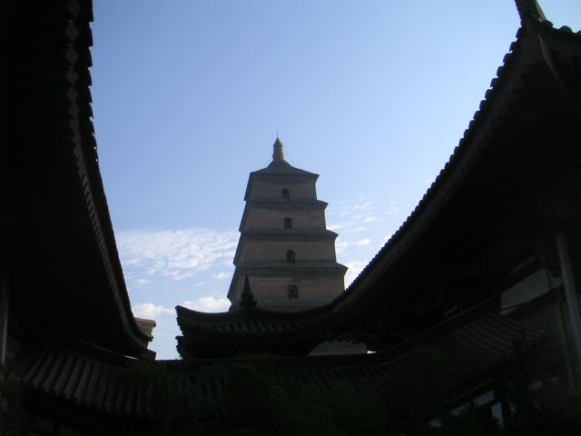 129-xian-great-goose-pagoda